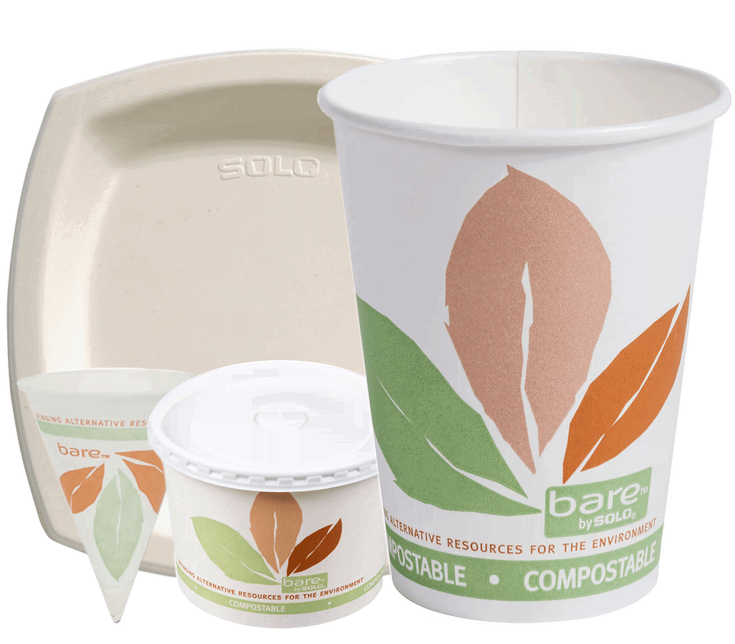 Solor Bare Eco Friendly Paper Products